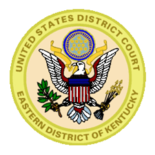 United States District Court Eastern District of Kentucky